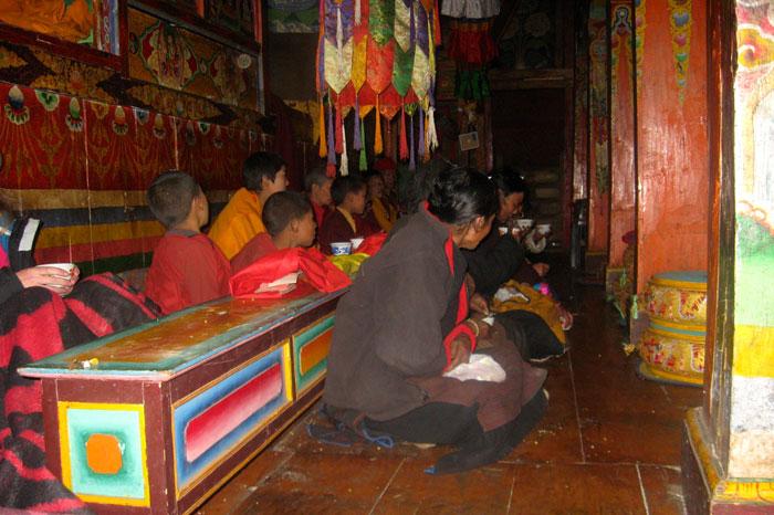 monastery-life